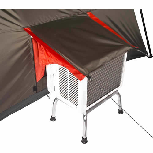Tent Air Conditioner Set Ups For Camping March 2019