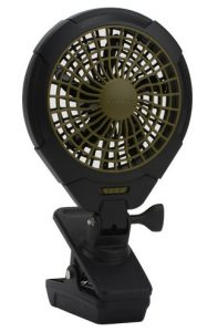 5 Inch Portable Camping Clip Fan