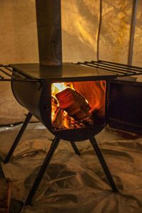 Camp Chef Tent Stove