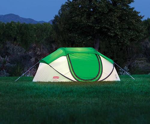 Coleman Pop Up Tent