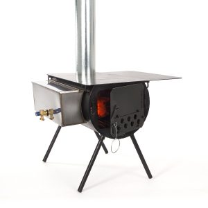 Colorado Cylinder Tent Wood Stove