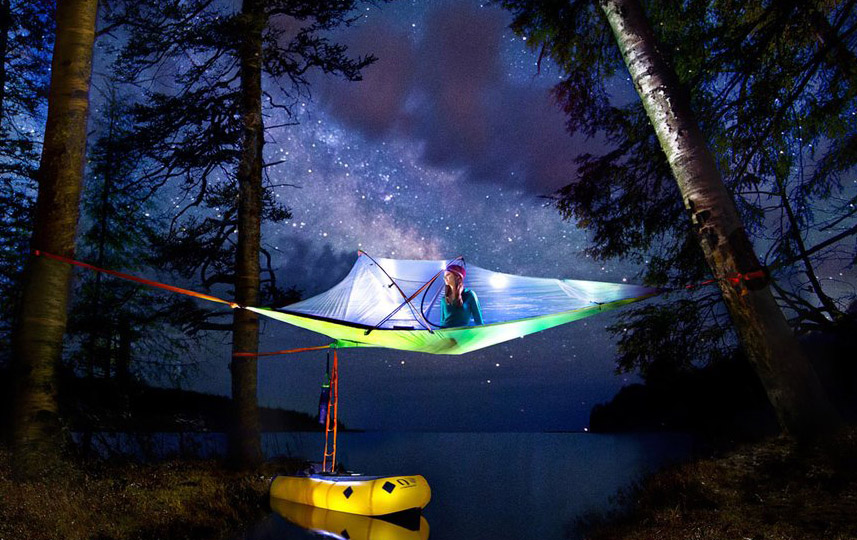 Cool Tent for Camping
