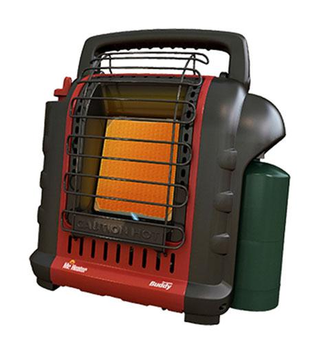 Portable Buddy Tent Heater