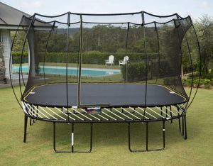 Springfree Safest Trampoline