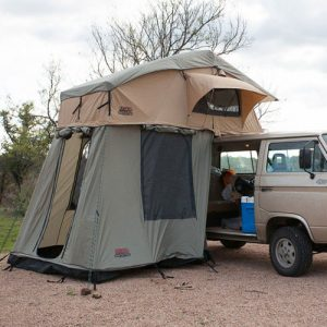 Tuff Stuff Roof Tent with Annex