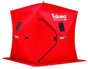 Eskimo Quickfish 2 Hub Ice Fishing Tent
