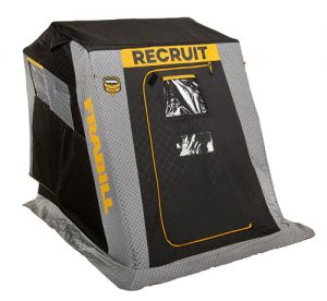 Frabill Recruit Insulated Flip Over Ice Shelter