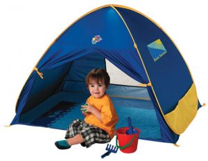 Schylling UV Play Shade Baby Beach tent