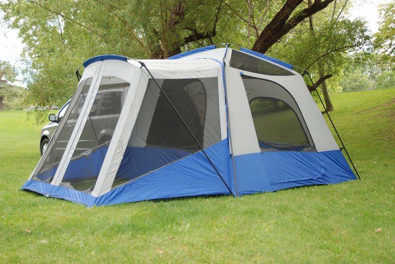 Napier Minivan and Van Camping Tent