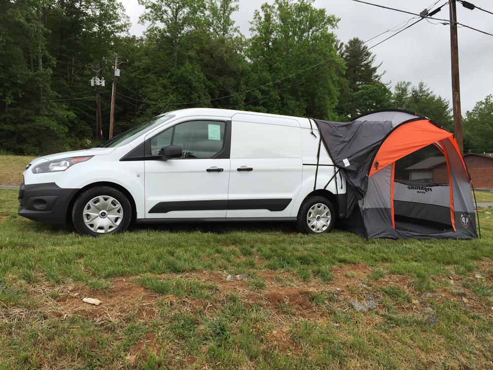 Rightline Gear Van Tent