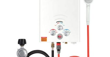 Camplux Camping Water Heater