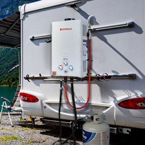 Camplux Camping Camper Water Heater