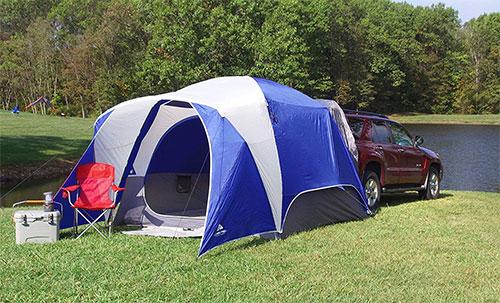 Ozark Trail 5-Person Camping Van Tent