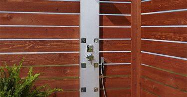 Signature Hardware Harlingen Outdoor Shower Panel