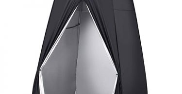 WolfWise Pop Up Privacy Shower Tent