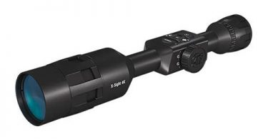 ATN X-SIGHT 4K PRO 5-20X Smart Ultra HD Day & Night Rifle Scope