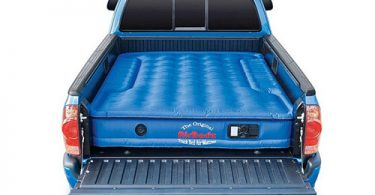Truck Bed Air Mattress