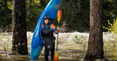 Dry Suit Kayak