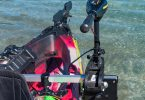 Kayak Trolling Motor Mount Kit
